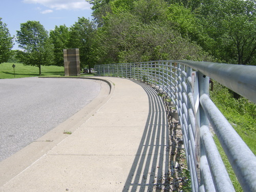 The whistling fence