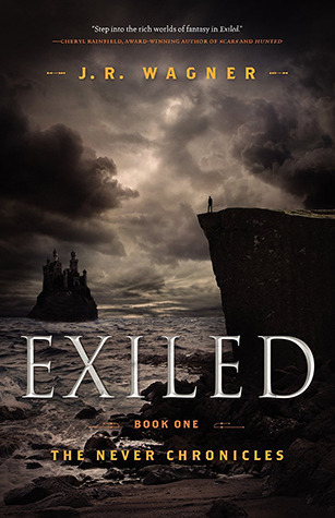 Exiled by J R Wagner