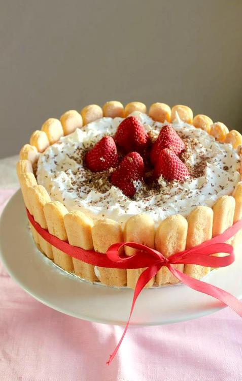 Strawberry Sparkle Angel Food Cake Sweet Revenge