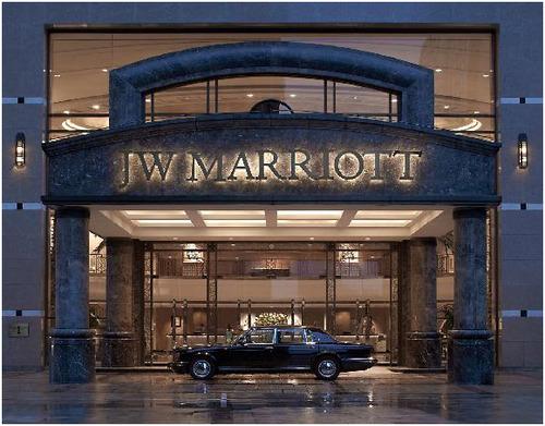 JW Marriott Hotel-Bangalore