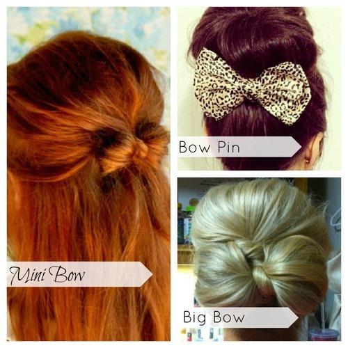 Three Favorite Prom Hairstyles