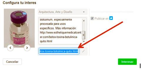 interesante.com: Cambiar un enlace de una imagen a una otra página web