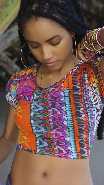 Meet Swirl Girl Icon Sabi Swirl Girl Army