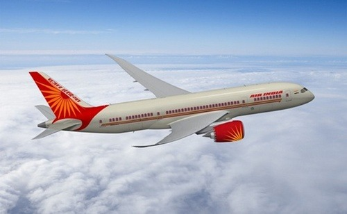 Air India's turban
