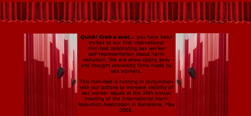 Sex Workers Make Media About Harm Reduction