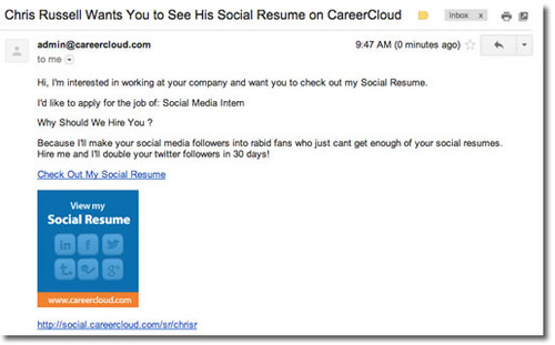 Resume Cover Letters - Impress The Employer.
