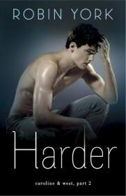 Harder by Robin York