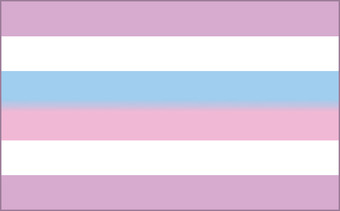 Intersex flag.