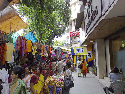 GARIAHAT MARKET-Kolkata