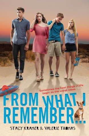 From What I Remember by Stacy Kramer & Valorie Thomas
