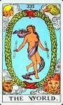 world tarot card meaning