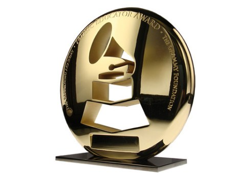 NAfME Members Make Up the Lion's Share of 2016 GRAMMY Music Educator
