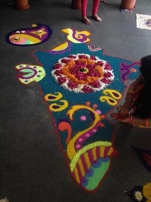 Diwali celebration @ goibibo