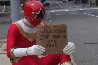 anche i cosplayer soffrono la recessione economica