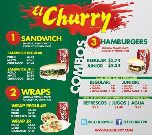 El Churry Food Truck Hours
