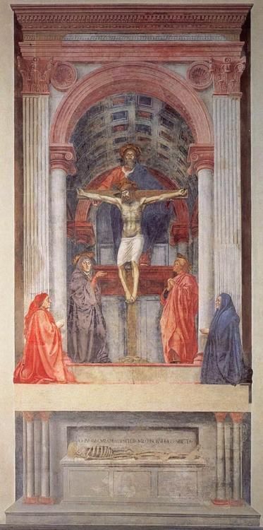 A Perspective Life Of Masaccio Ipseand