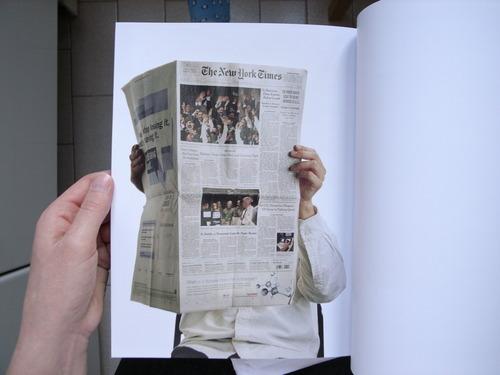 Book spread from Lay Flat 02: Meta