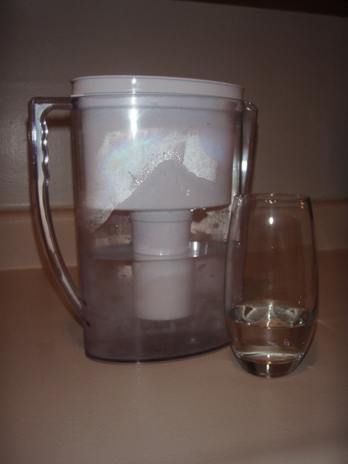 My Brita pitcher that's been going strong since June '09