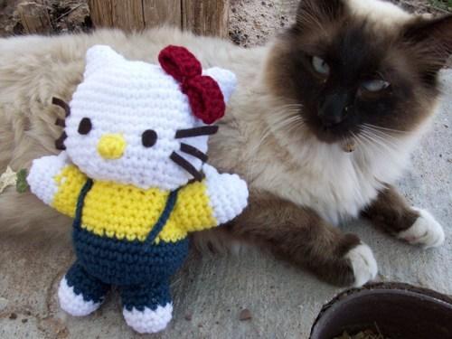 amigurumi hello kitty robotrish 4