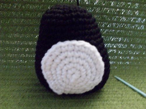 amigurumi penguin robotrish 3