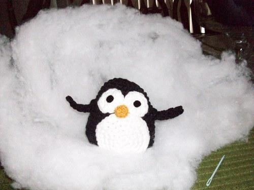 amigurumi penguin robotrish 5