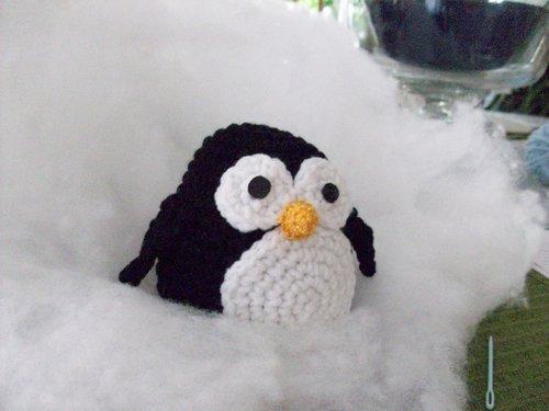 amigurumi penguin robotrish 7
