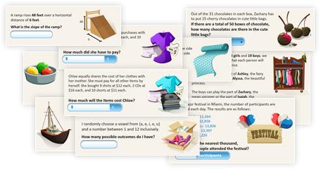 New problem graphics screenshot