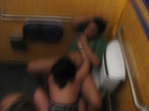 spy toilet tumblr