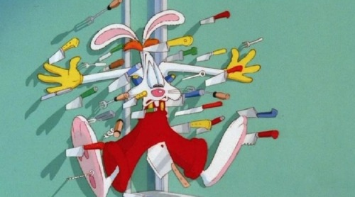 roger rabbit coltelli