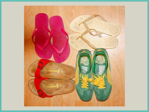 souliers bali