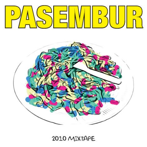 pasembur 2010 cover