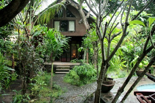 Bungalow familial au Bali Yogi bungalows