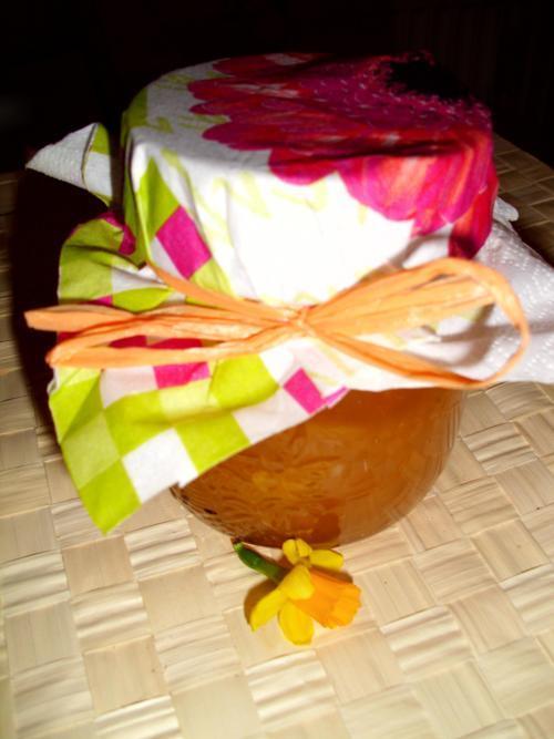 Mango Manderine Marmelade
