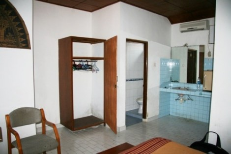 Au Lima Satu Cottages, la déco c'est pas leur truc mais l'essentiel y est !