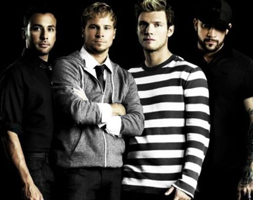 backstreet boys vegetarian for tour