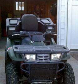 ATV Storage Trunk