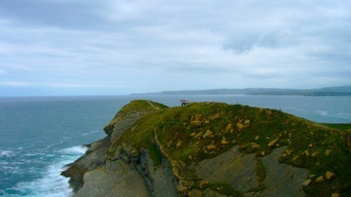 cliffs, santander, faro mayor