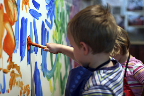Art In Early Childhood Curriculum Connections Arts To Grow