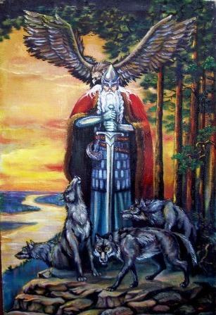 Резултат слика за словенски ратници, слике руских аутора