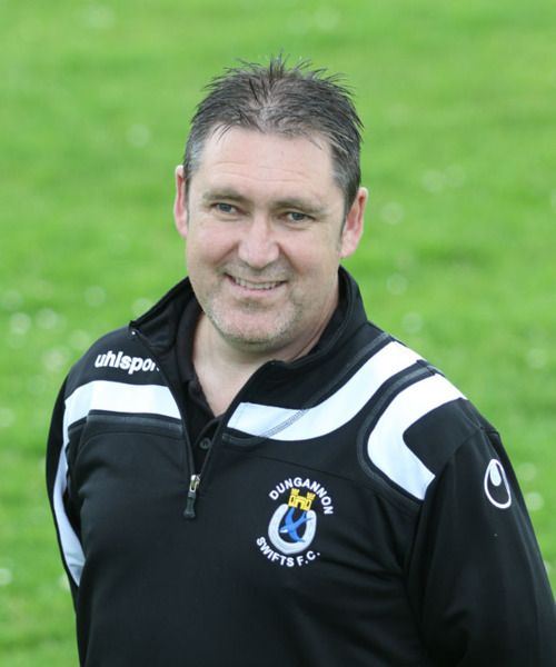 Dixie Resigns. – Dungannon Swifts FC