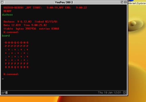 HaHa Mainframes