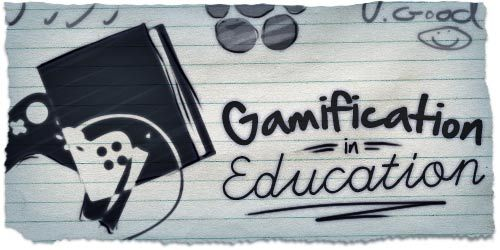 Gamification in Eduction, image by Matmi