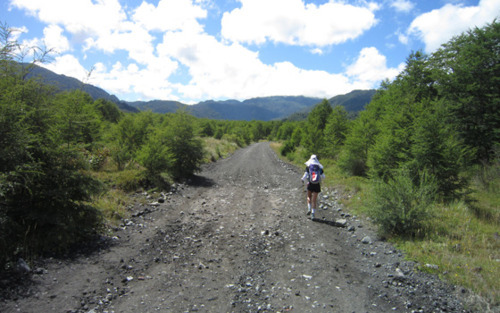 Cruce de los Andes - Trail Running