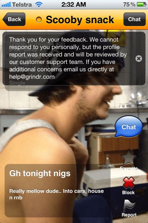 Profile make invisible grindr How to