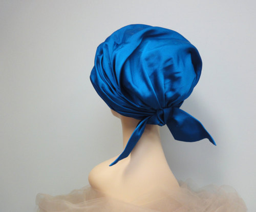 A Curated Collection of Vintage Turbans (3/6)