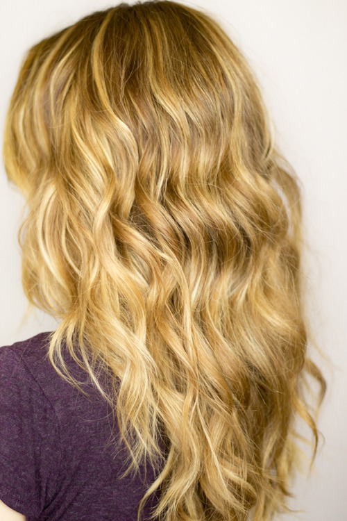 How To Fake Natural Curls Guest Blogger Birchbox