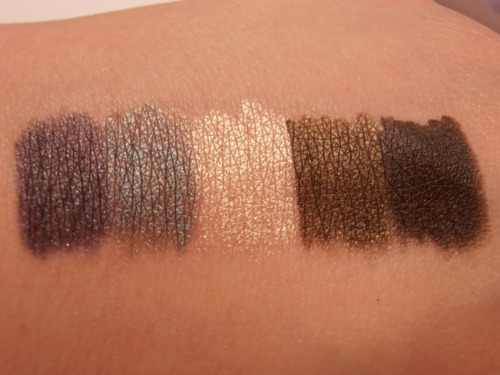 From Me To You Eyeliner Swatch A Thon