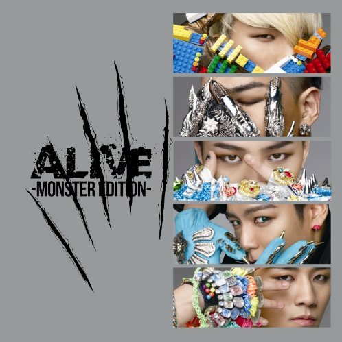 [Album] BIG BANG - Alive [Monster Edition]