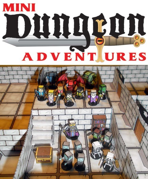 Mini Dungeon Adventures