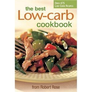 the best low carb cookbook